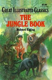 jungle book illustrated classics rudyard kipling