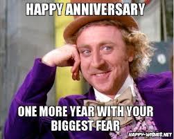 Wedding Anniversary Meme - 20 memorable and funny anniversary memes sayingimages com