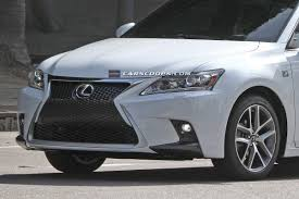 lexus ct200 turbo lexus exec suggests faster non turbo ct hatch is being considered