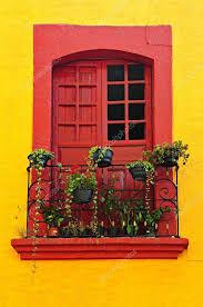 window on mexican house u2014 stock photo elenathewise 4719553