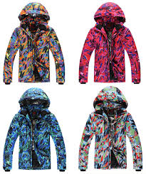 winter snow jackets for women fit jacket