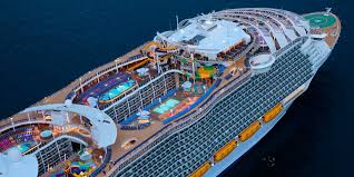 largest cruise ship in the world the 9 largest cruise ships in the world