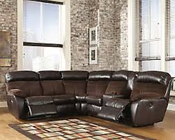 Brown Leather Sectional Sofa by Sectional Sofas Ashley Furniture Homestore