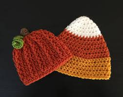 Infant Pumpkin Halloween Costumes Newborn Halloween Etsy