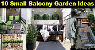 Ideas For Balcony Garden 10 Small Balcony Garden Ideas How To Dress Up Your Balcony