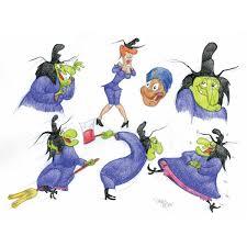witch hazel bugs bunny pesquisa google witch hazel pinterest