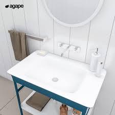 Agape Bathroom Fixtures by Washbasin Agape Novecento Xl By Madmix X 3docean