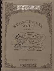 spencerian script and ornamental penmanship free