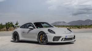 porsche 911 gt3 price 2018 porsche 911 gt3 review with price horsepower and photo gallery