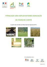 chambre d agriculture franche comté calaméo typologie des exploitations agricoles de fanche comté