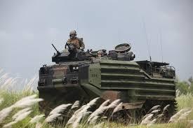 amphibious vehicle ww2 aav7 amphibious assault vehicle military com