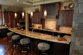 kitchen island house plans with large kitchens and pantry