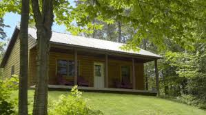 Building A Small Cabin In The Woods by Sterling Ridge Log Cabin Resort In Beautiful Vermont