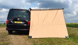 Vehicle Awning Side Extension For Halvor Awning Outhaus Uk