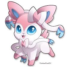 chibi chibi sylveon by rainbowrose912 on deviantart
