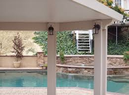 Patio Cover Lights Solid Patio Cover With Porch Lights Anaheim The Patio