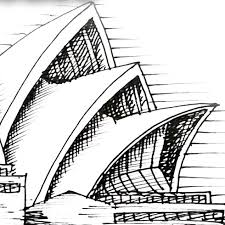 how to draw the sydney opera house shoo rayner u2013 author