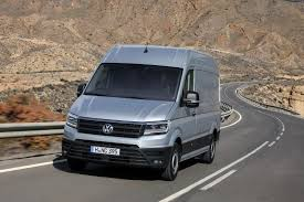 volkswagen crafter 2017 interior vw introduces new smart looking crafter in the uk starts from 23 920