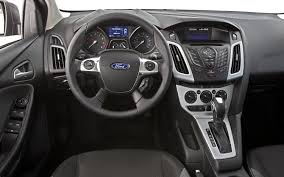 Ford Focus 1999 Interior 2012 Ford Focus Sfe First Test Motor Trend