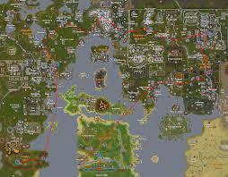 Barrows Map Numerous Ways To Make Runescape Gold U2013 Forum Fanatics