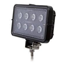 420 lumen led work light 6 rectangular led work light 2150 lumens flood beam elite truck