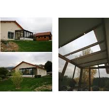 vitrage toiture veranda aloa vérandas alu et bois