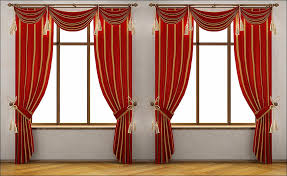 Double Rod Curtain Hardware Drapery And Curtain Hardware The Basics Sew4home