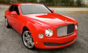 red chrome bentley miller decals provides advertising installation in great atlanta