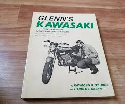 kawasaki glenn u0027s triple h1 h2 250 350 400 500 750 repair manual