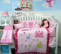 Pink Camo Crib Bedding Set by Owl Baby Bedding For Kids U2013 Ease Bedding With Style