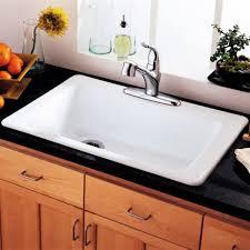 undermount porcelain kitchen sink kitchen design