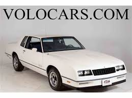 1983 to 1985 chevrolet monte carlo for sale on classiccars com