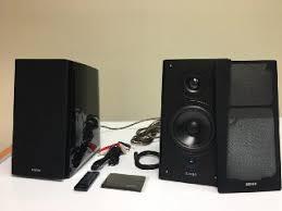 Bookshelf Powered Speakers Video Edifier R2000db Powered Bluetooth Bookshelf Speakers Best