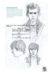 exclusive andrew robinson u0027s character sketches from u0027the fifth