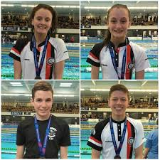 how did the scottish men plait and club their hair carnegie swimming club duo called up for scotland after fine swims