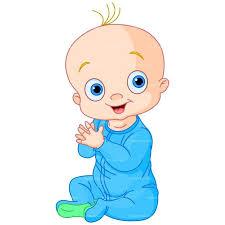 boy clipart clipart baby boy clapping free vector design clipartix