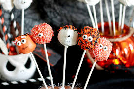 Easy Halloween Cake Pops Recipes The Ultimate Free From Halloween Recipe Guide Free From Heaven