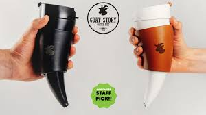 goat mug original goat story crafted into a coffee mug by anze