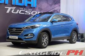 hyundai tucson price 2013 hyundai philippines aims to to compact crossover form with