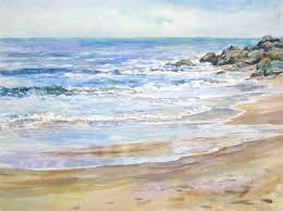 105 best watercolor sea images on pinterest paintings
