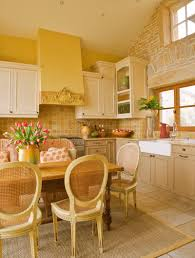 French Country Kitchens by The French Country Kitchen American Style Southern Fried French