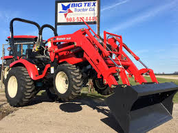 big tex tractor branson 2400 tractor backhoe u2013 17 895