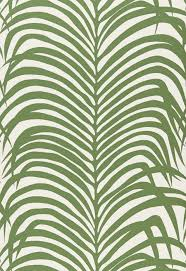powder room wallcovering wallpaper zebra palm in jungle