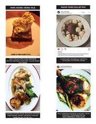 menu cuisine collective sydney collective accused of copying menu hospitality magazine