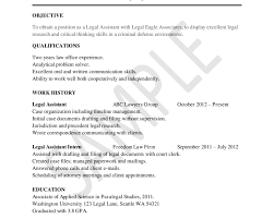 Job Resume With Experience by Targeted Resume Service Legal