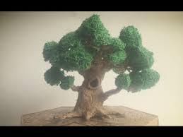 3d pen creations a realistic tree 3d pen