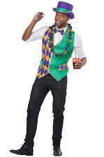 mardi gras costumes for men mens mardi gras costume ebay
