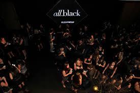 all black we clap segunda edição da festa all black elite magazine