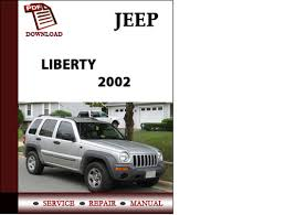 jeep repair manual jeep liberty 2002 workshop service repair manual pdf dow