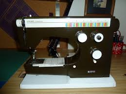 jim u0026 linda viking husqvarna model 6440 sewing machine
